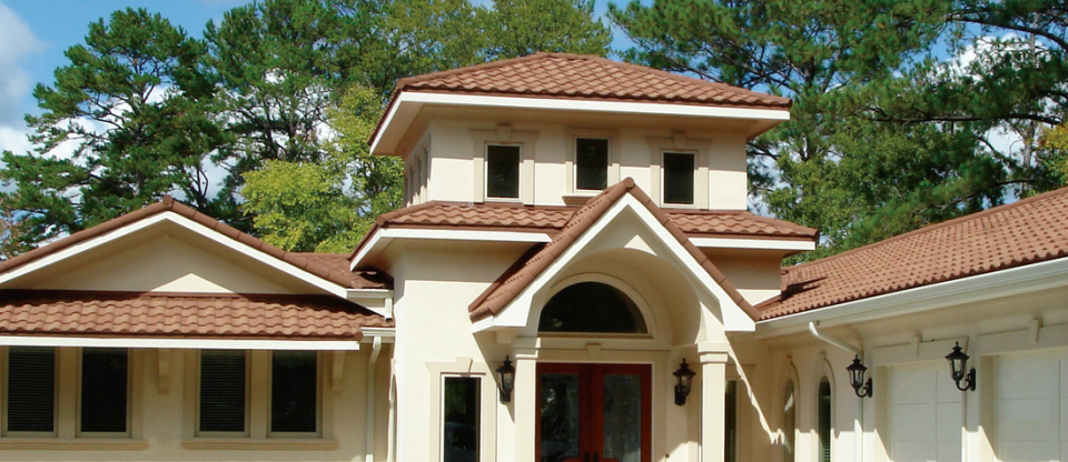 Stone Coated Steel Roofing Systems